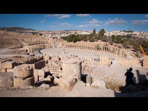 Jerash: World's Largest Roman ruins