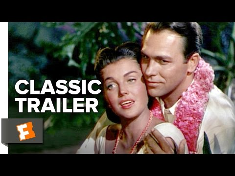 Pagan Love Song 1950  Trailer  Esther Williams, Howard Keel Movie HD