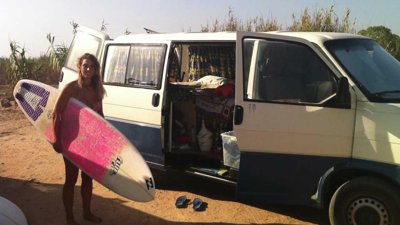 bartolita vw t4 camper surf youtube. Black Bedroom Furniture Sets. Home Design Ideas