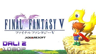 FINAL FANTASY V PC Gameplay 1080p