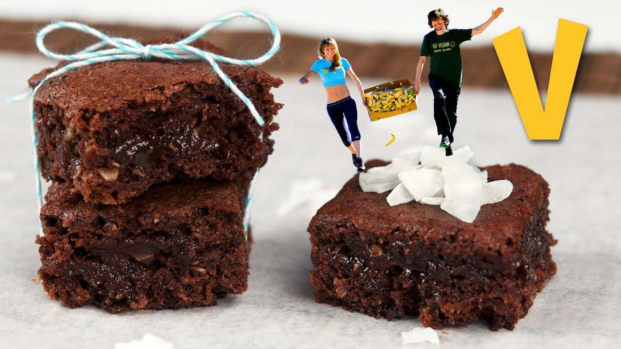 LOW FAT VEGAN BROWNIES RECIPE OMG (mooo free)