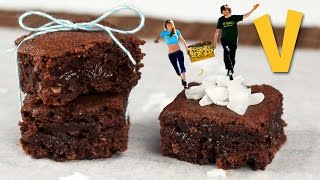 Low Fat Vegan Brownies Recipe Omg (mooo Free)