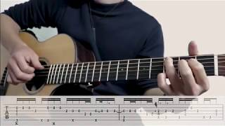 Post Malone - Better Now - Fingerstyle Guitar Cover Video
