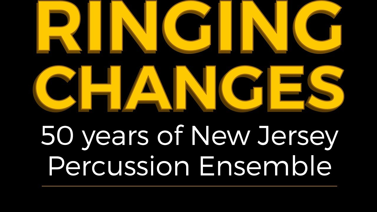 New Jersey Percussion Ensemble – since 1968