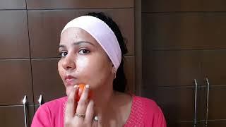 इस तरह से करे एक बार फेशियल चेहरा हो जाएगा 2 टोन तक गोरा / Natural facial at home for fair skin