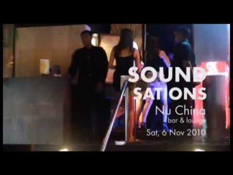 Pietro Farrdel at Nu china A mild Soundsation