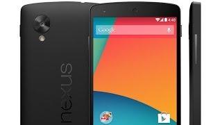 Nexus 5. Комплектация, дизайн, материалы и сборка. #1
