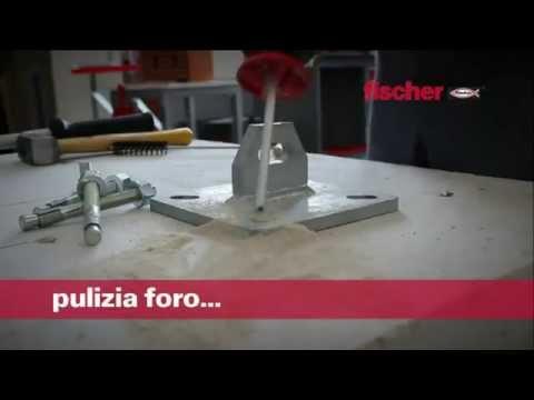 Fbn ii fischer italia tasselli e sistemi di fissaggio for Fischer per cartongesso