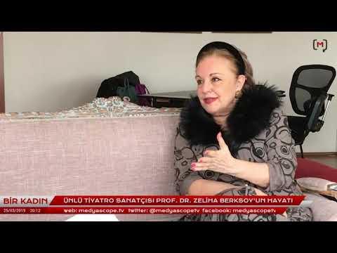 Bir Kadın (11): Zeliha Berksoy