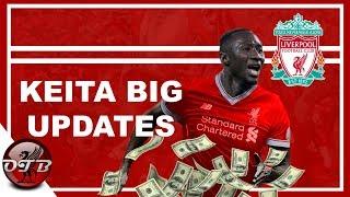 Naby Keita Transfer To Liverpool Update
