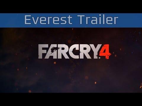 Far Cry 4 - Everest Trailer [HD 1080P]