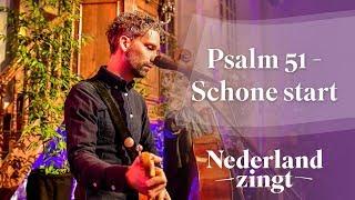 Nederland Zingt: Psalm 51 - Schone start