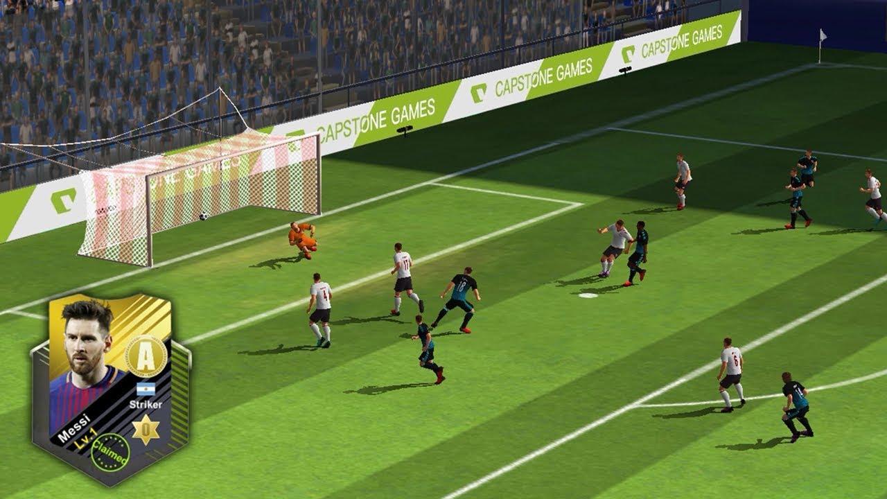 Asi Es El Nuevo Juego De Futbol Gratis Y Con Buenas Animaciones