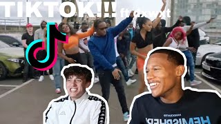 TIKTOK by Poundz (Official Music Video) |South African reacts to UK Music!!!