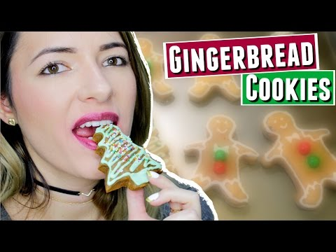 Soft and Chewy Gingerbread Christmas Cookies Recipe, Chewy & Soft Gingerbread Holiday Cookies Recipe