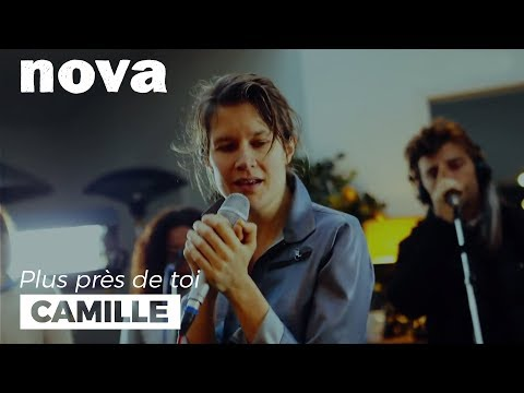 Camille - Fontaine de Lait   Live Plus Près De Toi