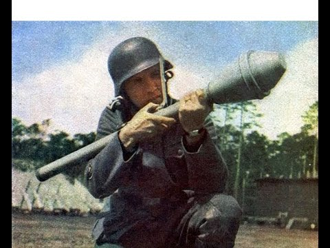 World War II - German Anti-Tank Weapons of WW2