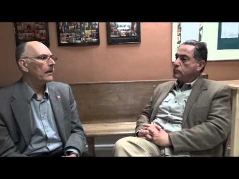 Peter Larson Interviews Gideon Levy in Ottawa, March 23rd, 2015