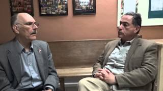 Peter Larson Interviews Gideon Levy in Ottawa, March 23rd, 2015