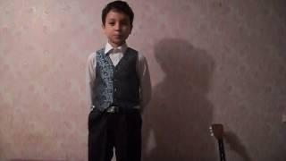 Cвятогор Буянин (8 лет) обратился к Дмитрию Медведеву