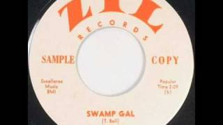 Tommy Bell - Swamp Gal