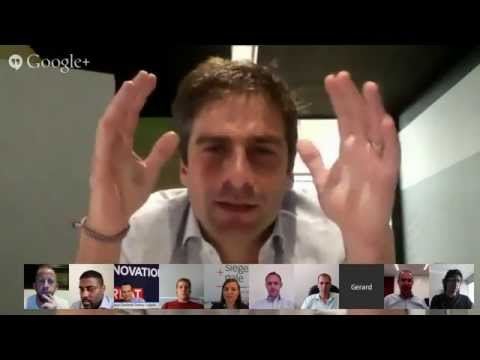 Google Hangout - The GREAT Tech Awards and the UK tech scene
