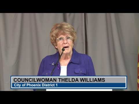 Tech Safety For Abuse Victims | Phoenix News Conference