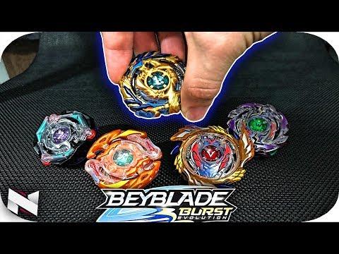 Fafnir F3 HANDSPIN Vs All SWITCHSTRIKE Beys!! || Beyblade Burst Evolution || Hasbro Beyblade