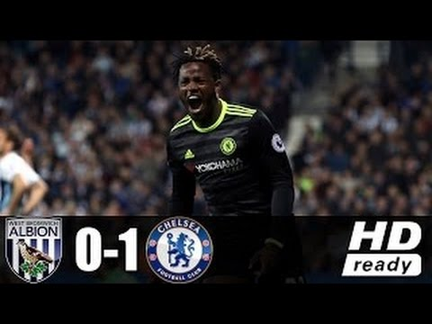 Download Chelsea vs West Bromwich 1-0 All Goals and Highlights Chelsea Wins EPL