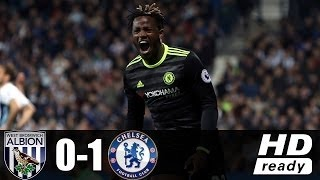 Chelsea vs West Bromwich 1-0 All Goals and Highlights Chelsea Wins EPL