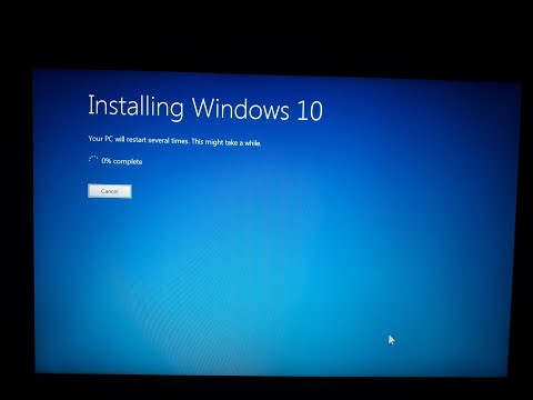 LAPTOP From 2007 Dell D630 UPDATED FROM WINDOWS 7-WINDOWS 10