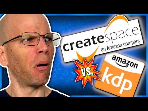CreateSpace Books vs KDP Print Books | Self Published Book Unboxing