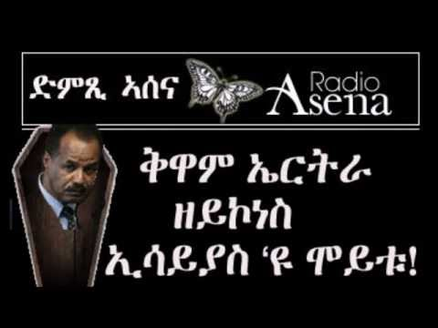 Voice of Assenna: The Eritrean People's Desire for Rule of Law will Never Die