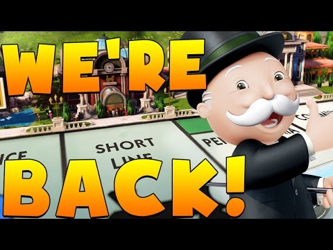 I MISSED MY FRIENDS (BACK HOME) - Monopoly Board Game