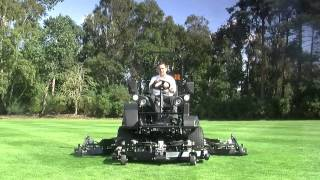 New Ransomes MP Series Wide Area Mowers