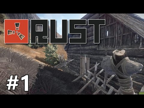 Rust - All By Myself - PART #1