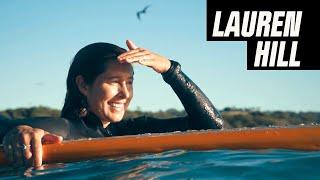 Lauren Hill e o posicionamento feminino no surfe   Elas Dançam Com O Mar   Canal OFF