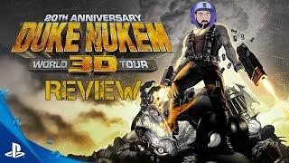 Duke Nukem 3D: 20th Anniversary World Tour Review PS4 | RGT 85