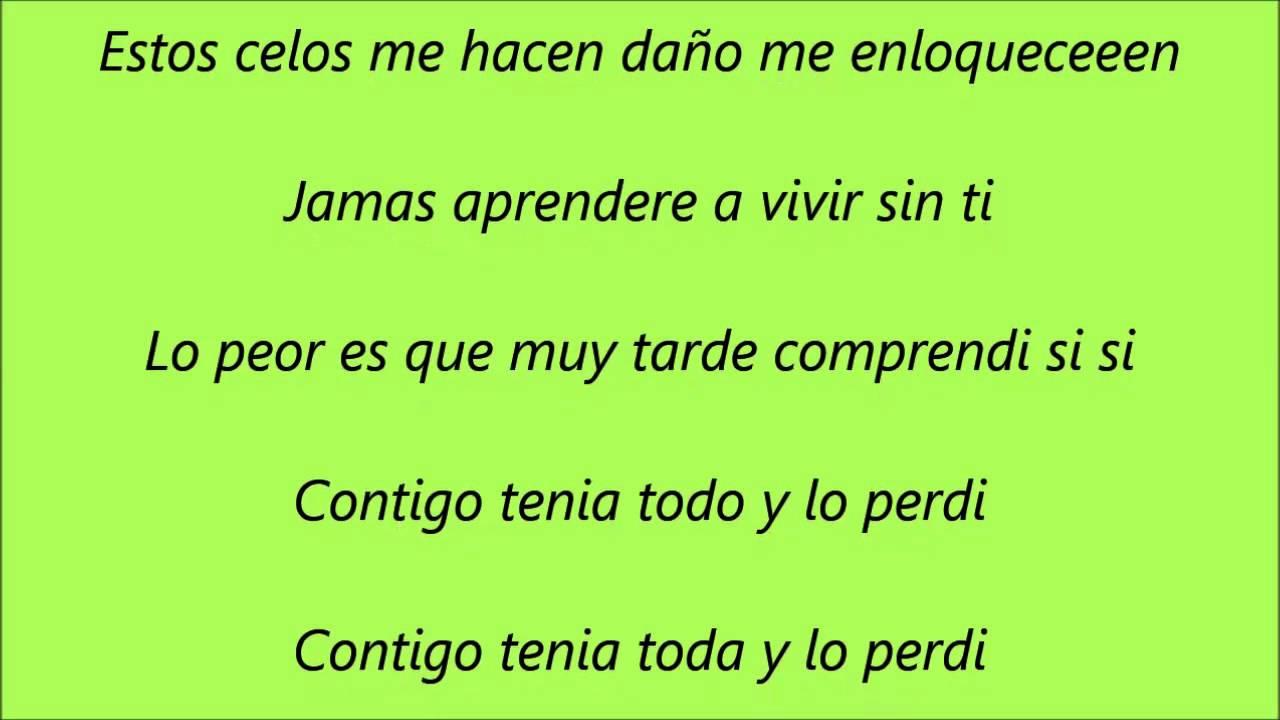 Download Estos Celos [Letra] de Vicente Fernandez