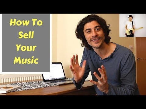 How To Sell Your Music Online