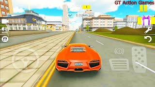 Extreme Car Driving Simulator 2020 - New Update 2020 #1 Android gameplay screenshot 4