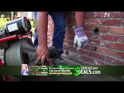 EZ Drain Cleaning and Plumbing - EZ Drain CC Deals - HD