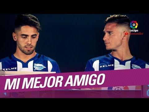 Mi Mejor Amigo: Carlos Vigaray y Rubén Sobrino