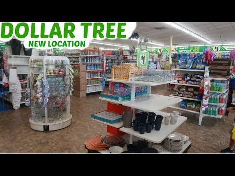 DOLLAR TREE * NEW LOCATION #2 / COME WITH ME