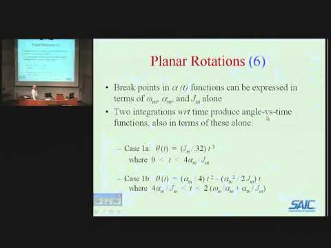 r | p 2006: A Formulation of the Satellite Maneuver-Duration Problem - Chip Mayse