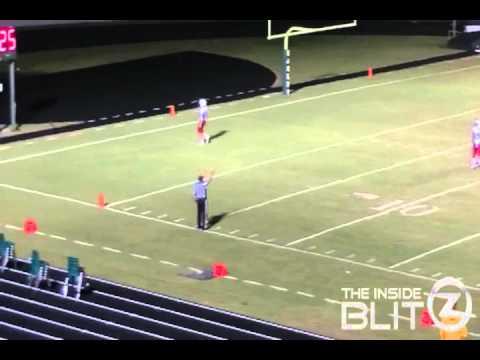 Brady Cormier JR Season Highlights (K) - Beaufort  HS 2015