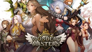 Wonder5 Masters Gameplay IOS / Android
