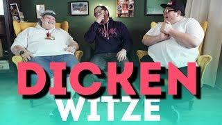 DICKEN-Witze | Randgruppenwitze mit Randgruppen
