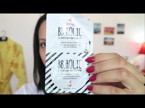 iwhite Korea BB holic BB cream Review   Kendy Kimberly