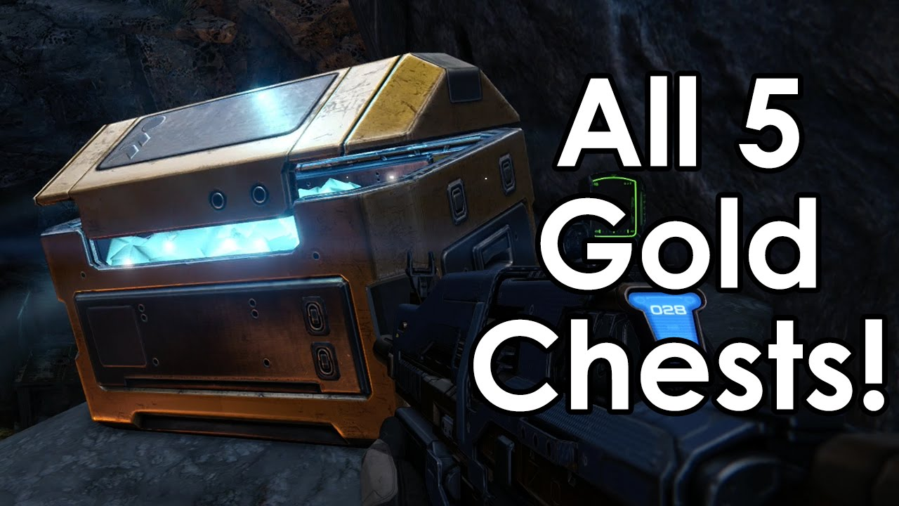 Destiny 2 Haunted Forest Chests Locations - How to get ...